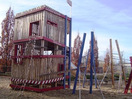 Klettergerüst Für Ziegen Bauen : Baby dresden.de » spielplätze